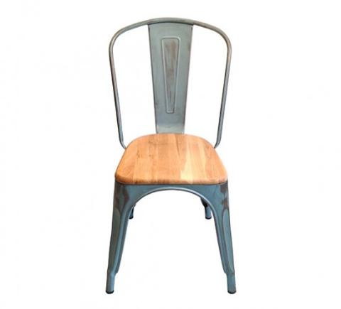 Delicieux Xavier Pauchardu0027s Tolix Is Well Known For Industrial Styling. Our Vintage  Version Of The Tolix Chair Has Been Given A Unique Look With A Distressed  ...